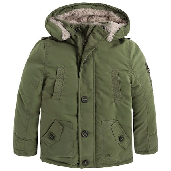 Куртка-парка для мальчика Mayoral