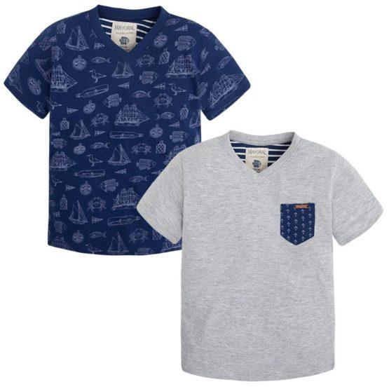 Комплект футболок для мальчика Mayoral