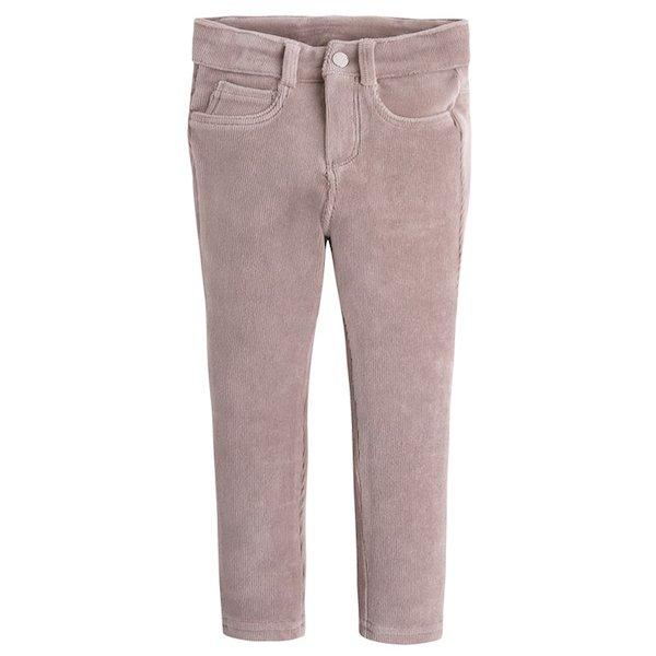 Вельветовые брюки для девочки Mayoral