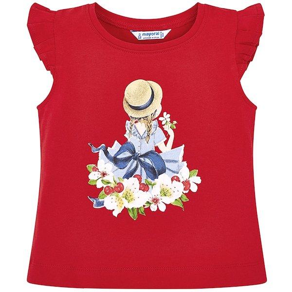 Блуза для девочки Mayoral