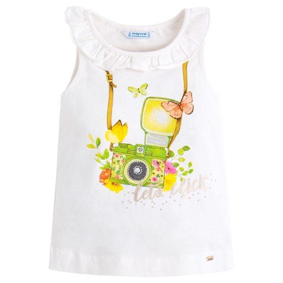 Блузка-топ для девочки Mayoral