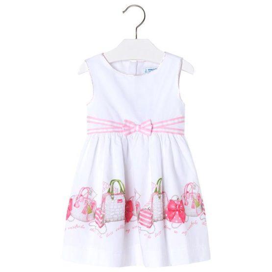 Платье летнее без рукавов Mayoral