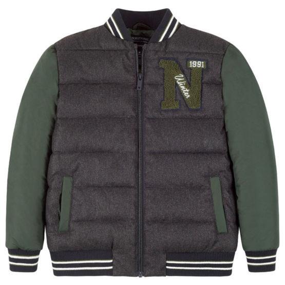 Куртка-бомбер для мальчика Mayoral