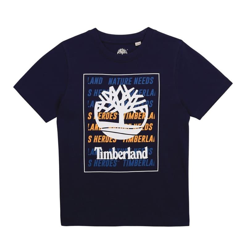 Футболка для мальчика Timberland